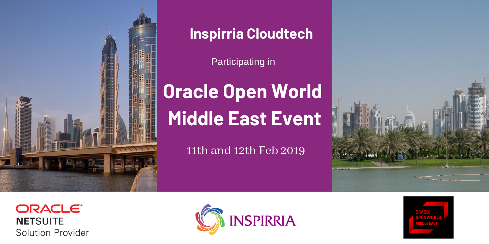 Oracle OpenWorld Middle East