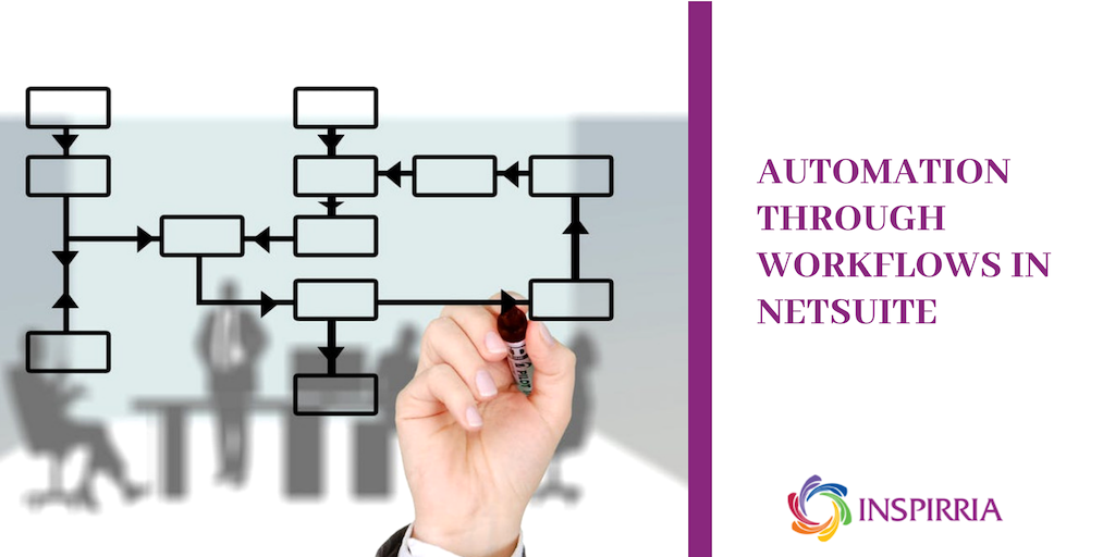 Automation Through Workflows in NetSuite