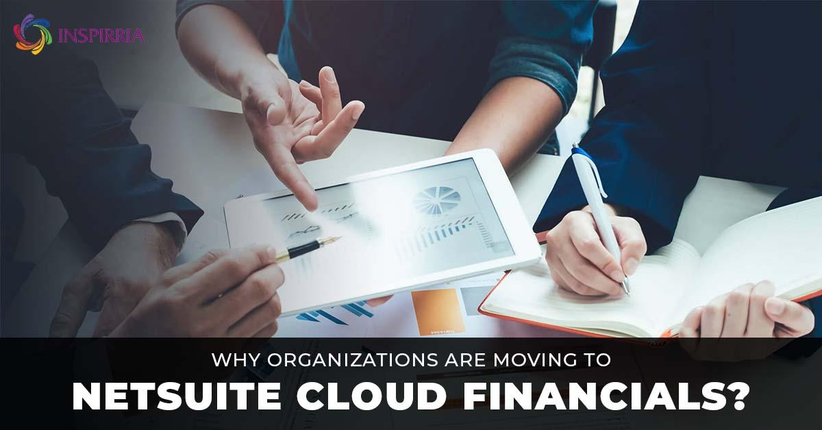 NetSuite Cloud Financials