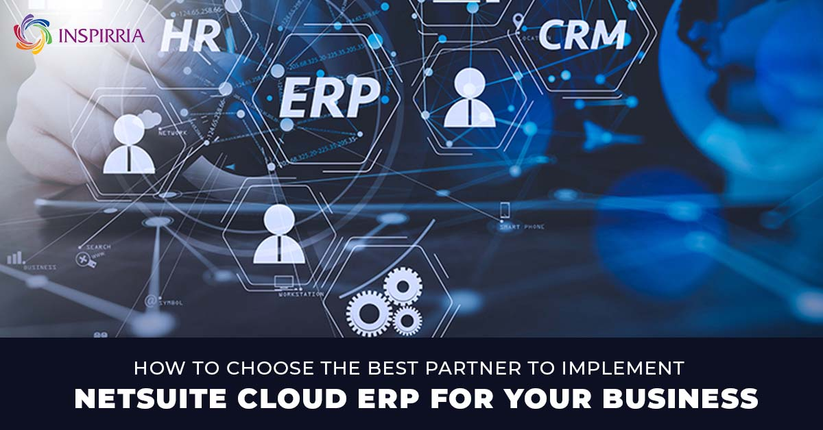 Best NetSuite ERP Implementation Partner