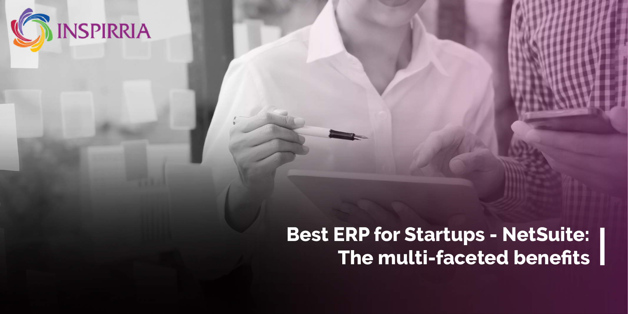 NetSuite Cloud ERP for Startups