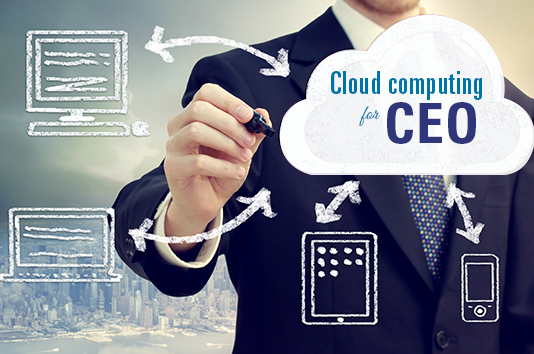 Cloud computing for CEO