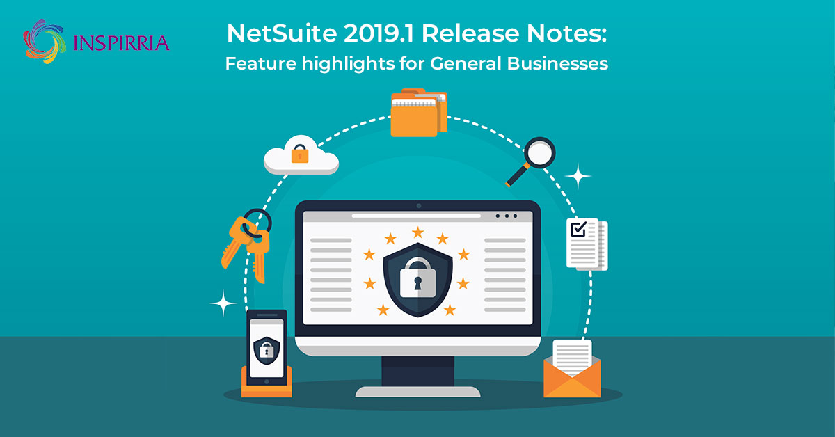 NetSuite 2019.1 Release Notes