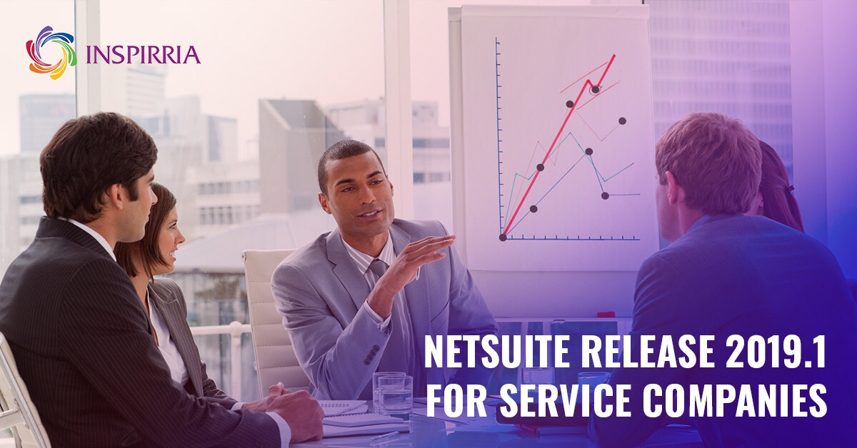NetSuite Release 2019.1 for Service Companies