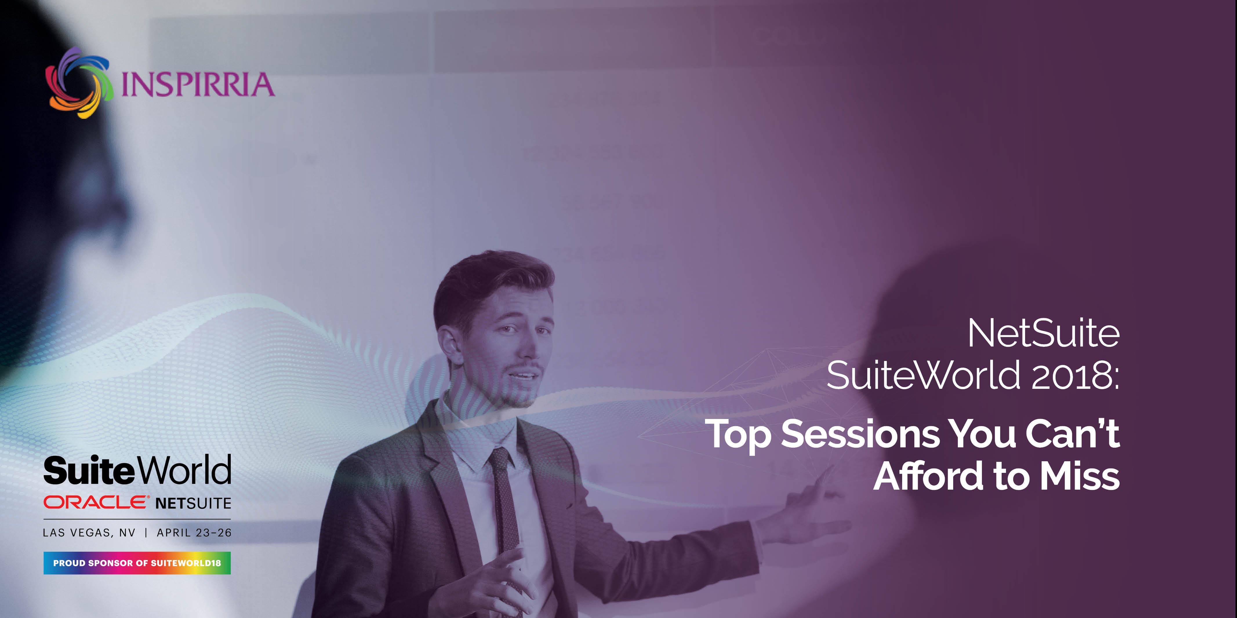 NetSuite SuiteWorld 2018