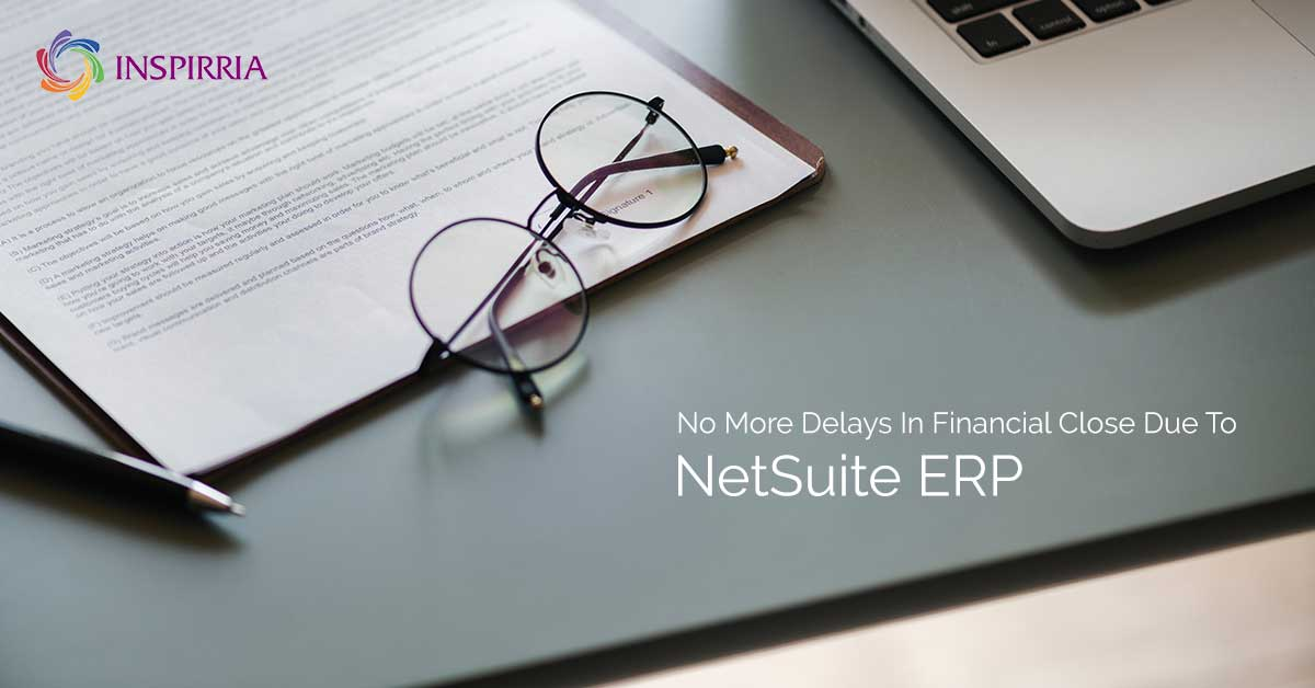 NetSuite for Financial Services