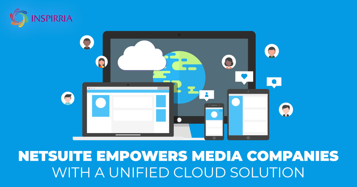 NetSuite for Media Companies