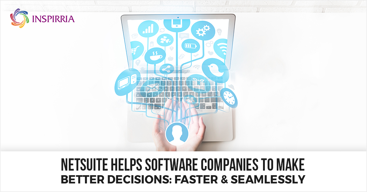 NetSuite for software companies