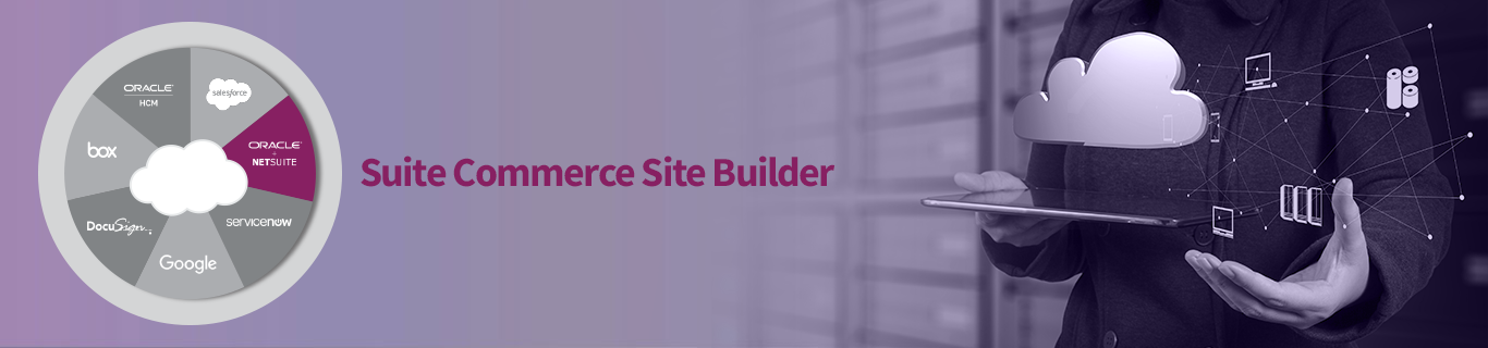 Suite Commerce Site Builder
