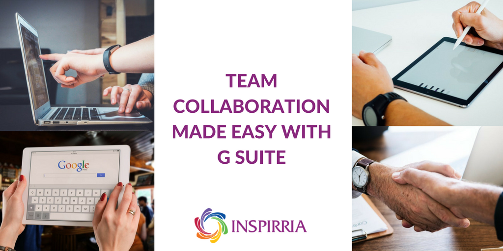 G Suite Solution by Inspirria Cloudtech