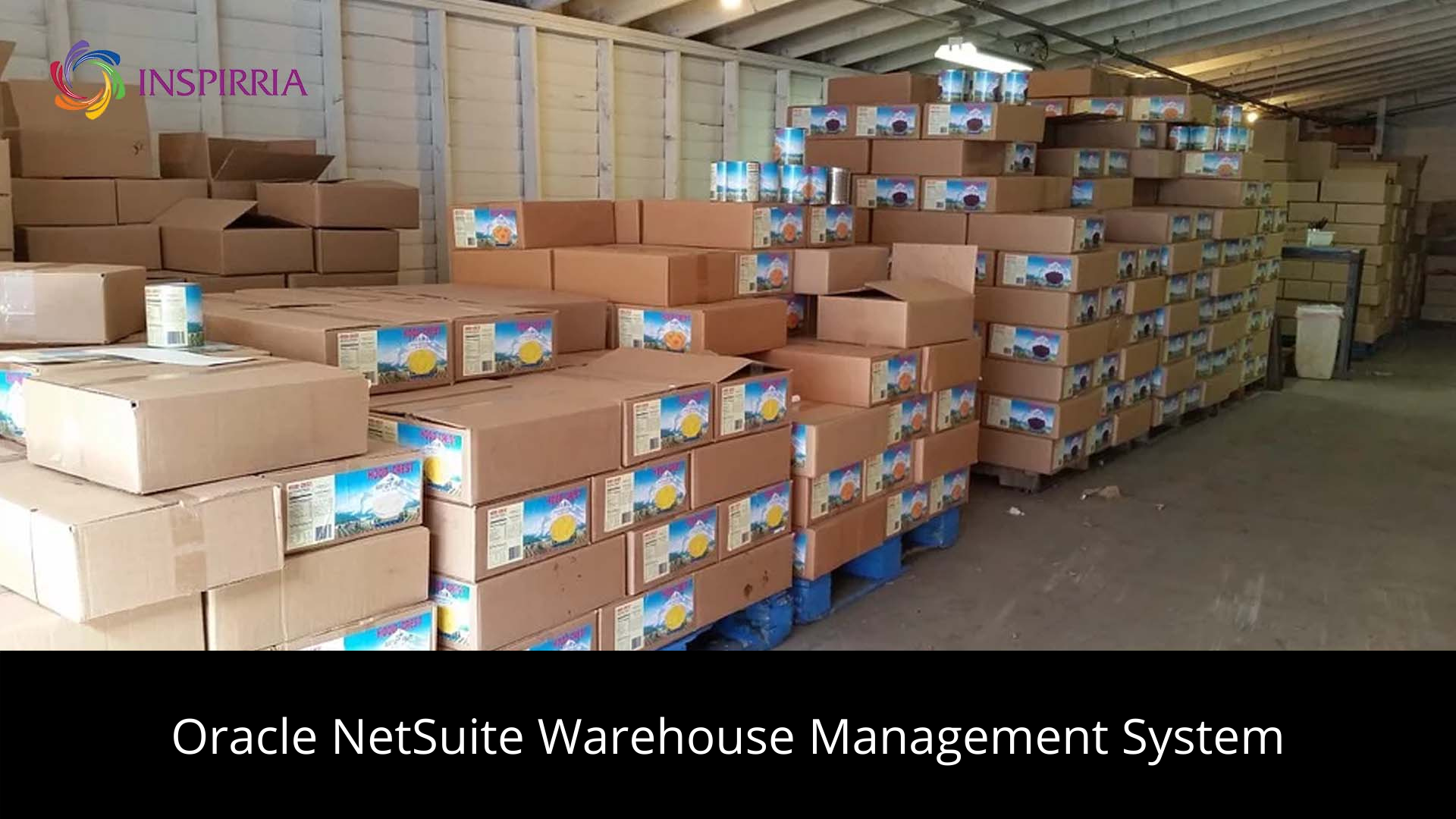 NetSuite Warehouse Management System