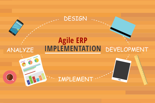 Agile ERP Implementation