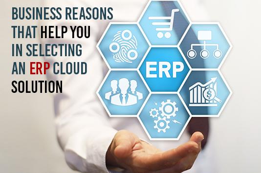ERP Cloud Solution