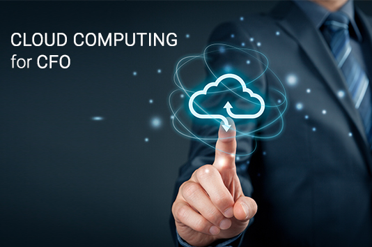 Cloud computing for CFO