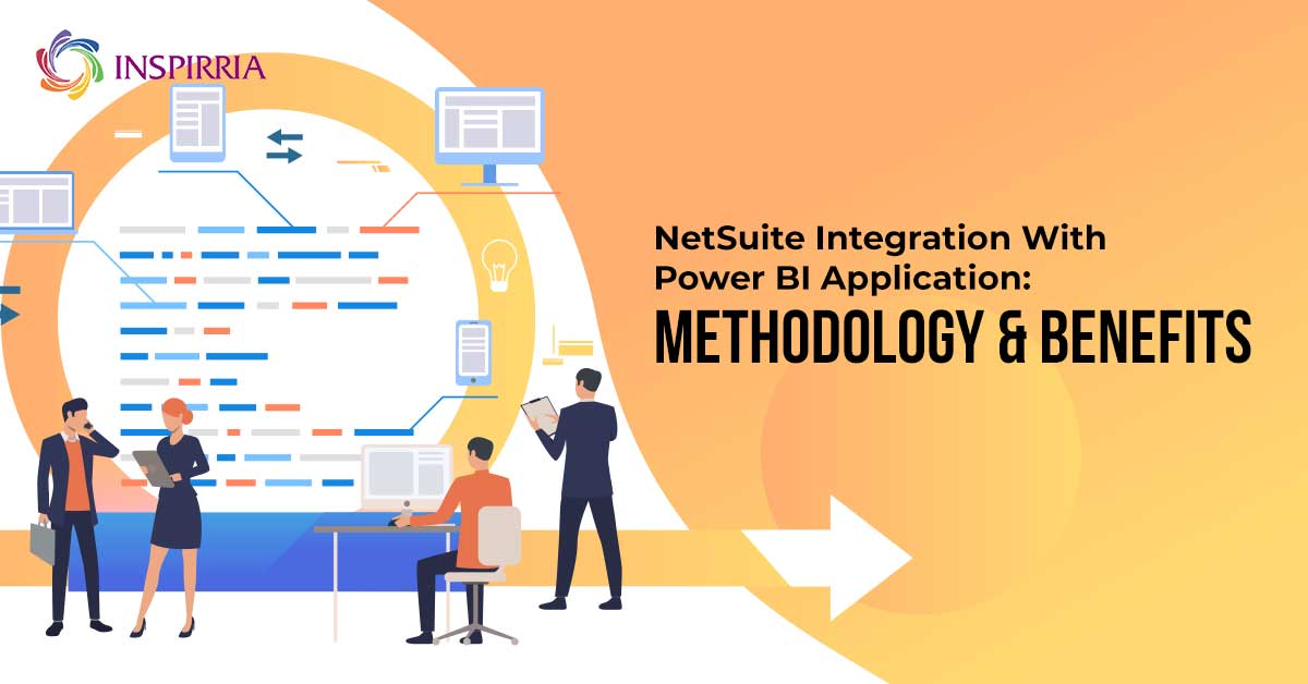 NetSuite integration with power BI
