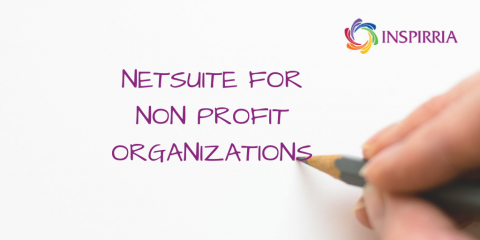 NetSuite for Non Profit Organizations