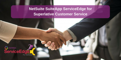 NetSuite SuiteApp for Service Management