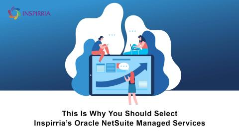 NetSuite Support Services | Inspirria Cloudtech