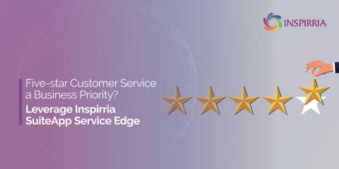 Inspirria SuiteApp ServiceEdge