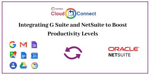 NetSuite G Suite Connector