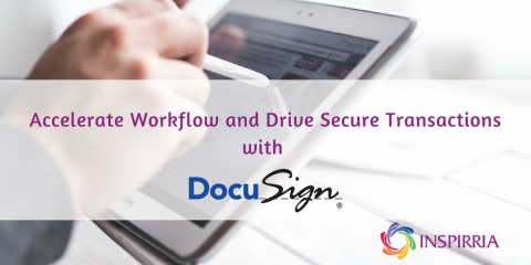 Secure Transactions with DocuSign
