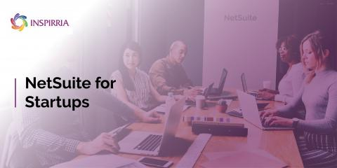 NetSuite for Startups