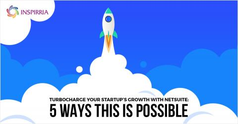 NetSuite for Startups - Inspirria Cloudtech