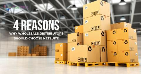NetSuite for Wholesale and Distribution