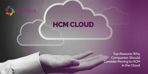 Inspirria Oracle HCM Solution