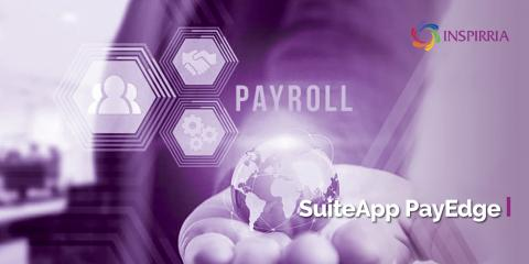 NetSuite SuiteApp for Payroll Management