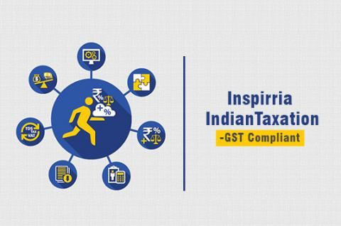 Inspirria Indian Taxation-GST Compliant