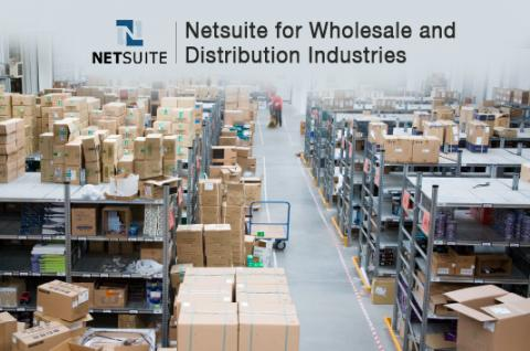 Netsuite for Wholesale